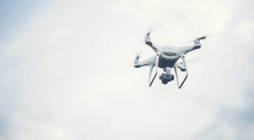 Nuevas aplicaciones con  Drones